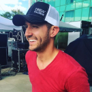 Drew Baldridge Black and White Ballcap
