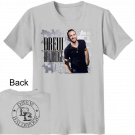 Drew Baldridge Ice Grey Tee