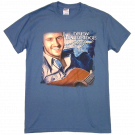 Drew Baldridge Indigo Blue Photo Tee