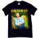 Drew Baldridge Black Photo Tee