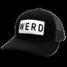 Drew Baldridge Black and Charcoal WERD Ballcap
