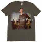 Drew Baldridge Charcoal Photo Tee