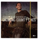 Drew Baldridge AUTOGRAPHED EP Crossing County Lines