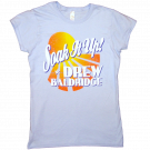 Drew Baldridge Ladies Light Blue Tee