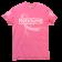 Drew Baldridge Neon Pink Rebound Tee