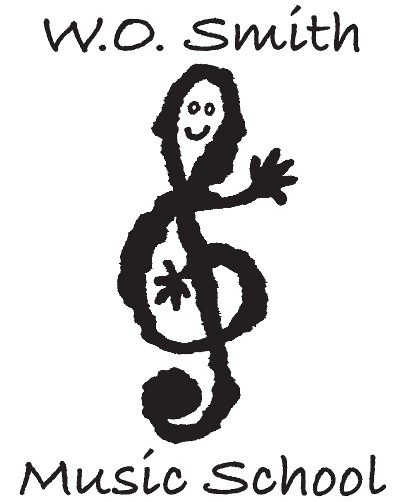 WO Smith Music School Logo